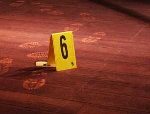 Escena del crimen evidencias investigacion criminal