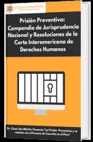 ebook Compendio de prisión preventiva